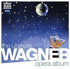Richard Wagner - Ultimate Wagner Opera Album [CD]