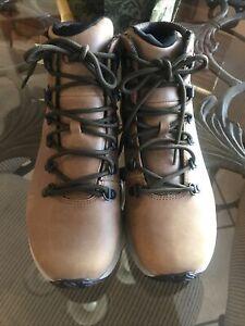 Merrell Hiking Boots Ontario Men's Size 9 Brown Sugar Waterproof. NWOB (other)