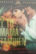 Y Tu Mama Tambien (Dvd, 2002, Unrated) Free Shipping