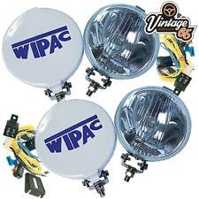 Fiat 124 126 127 135 500 600 Wipac Chrom Nebel & Fernlicht Kabelsatz