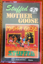 Mother Goose Stuffed Cassette Made in Australia C36312
