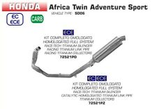 LIGNE COMPLETE ARROW HONDA AFRICA TWIN ADVENTURE SPORT 2018 - 72521PZ