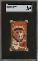 1911 T205 Gold Border John Lush Sweet Caporal Cardinals SGC Authentic