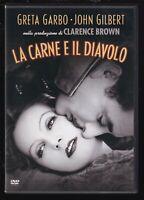 EBOND La carne e il diavolo con Greta Garbo  DVD D569927