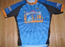 Atac Bicycle Bike Jersey Shirt Size Xl Polyester Arizona Round Up Ride 2010