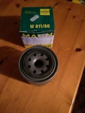 New Hyundai Accent Coupe Kia Carens (Many others) Oil Filter (W811/80)