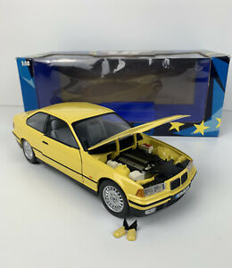 1:18 UT Models - BMW 3 Series E36 - Dakar Yellow - RARE