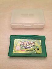 Pokemon verde Hoja Leaf gren   advance new nuevo GBA ver Spanish