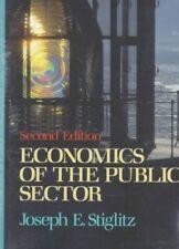 Economics of the Public Sector by Stiglitz, Je Hardback Book The Cheap Fast Free