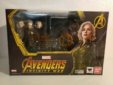 Bandai S.H. Figuarts Black Widow Figure Tamashii Effect Avengers Infinity War
