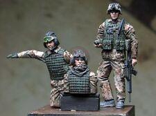 Djiti's 1/35 Bundeswehr Modern German AFV Tank Crew Soldiers (3 Figures) 35060