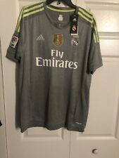 NEW ADIDAS REAL MADRID JAMES RODRIGUEZ JERSEY MENS Large
