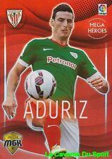 026 ADURIZ ESPANA ATHLETIC CLUB CARD MEGA HEROES MEGACRACKS 2016 PANINI