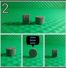 2x pack 18MM CERAMIC STONE