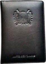 WbK - Etui - Brieftasche aus feinstem Rindsleder Schützenetui Waffenbesitzkarte