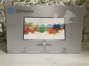 "HP 32f 31.5"" IPS LED FHD 1920 x 1080 5ms Response 60 Hz 16:9 Gaming Monitor"