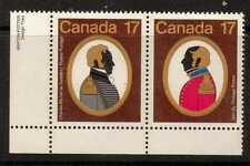 Canada SG942/3 1997 famosi CANADESI Gomma integra, non linguellato