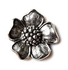 Flower Lapel Pin - Tie Tack - Gift Idea - Handmade - Gift Box