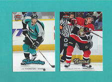 2006-07 Ultra Hockey Cards - You Pick To Complete Your Set