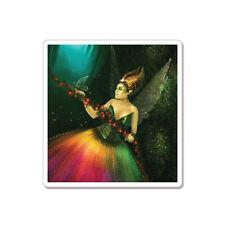 """Magic Fairy car bumper sticker decal 4"""" x 4"""""""