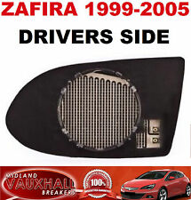 ZAFIRA A ELECTRIC HEATED WING MIRROR GLASS DRIVERS OFF SIDE DTI CLUB COMFORT