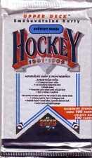 1991-92 Upper Deck CZECH Hockey Wax Pack