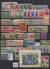 Miscellaneous Worldwide Page MH/Used Airmails, CV $140+