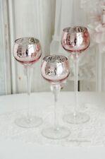 BOLTZE Kerzenleuchter Minou Windlicht rosa 22 Cm ( )