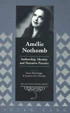 AMELIE NOTHOMB - NEW HARDCOVER BOOK