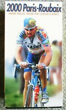 2000 Paris - Roubaix World Cycling Productions 2 VHS Johan Museeuw Very Clean