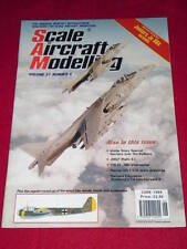 June Monthly Scale Aircraft Modelling Craft Magazines