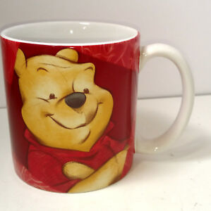 Disney Store Cute Winnie The Pooh Mug