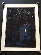 DAN MCCARTHY - Another Day - RARE SIGNED art screen print