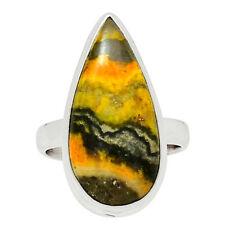 Indonesian Bumble Bee 925 Sterling Silver Ring Jewelry s.7 27517R