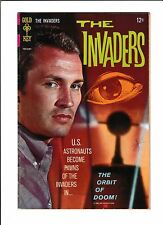 """THE INVADERS #2  [1967 GD-VG]  """"THE ORBIT OF DOOM!"""""""