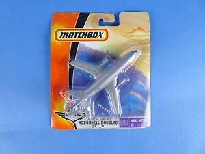Matchbox Sky Busters American Airlines McDonnell Douglas DC-10 B5