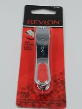 Revlon What A Catch Toenail Clip With Catcher Brand New Sealed
