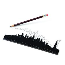Monkey Business New York Skyline 20cm Ruler