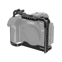 SmallRig Cage for Panasonic Lumix DC-S1H Camera with NATO Rail & Mounting Thread
