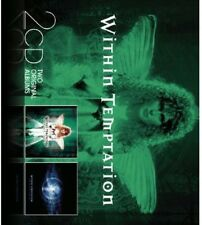 Mother Earth/The Silent Force - Within Temptation (2013, CD NIEUW)2 DISC SET
