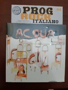 Prog rock lp Italiano De Agostini-Acqua Fragile-Capitolo 6