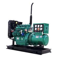 24kw Military Generator Engine Diesel Quiet Standby Brush Alternator For Home