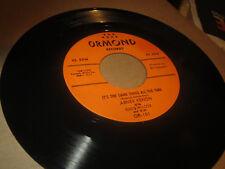 45RPM Ormond 101 Abner Kenon + Eddie Wilcox, Same Thing All Time / Waiting E-
