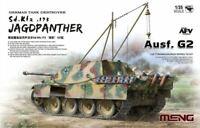 Meng Model 1:35 - German Sd. Kfz.173 Jagdpanther Ausf G2 Plastic Model Kit
