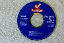 2005 TurboTax Premier Fed + State CD Used Once