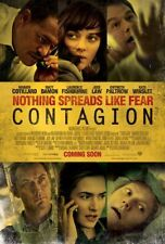 Contagion Movie Poster 24inx36in (61cm x 91cm)