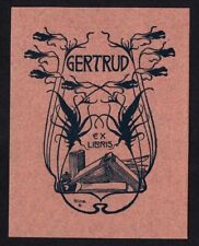 16)Nr.078- EXLIBRIS- Hermann Hirzel