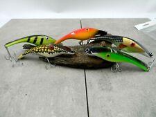 Wobbler - Kunstköder - Spinnfischen für Hecht Barsch Zander Wels ca 14cm 44g