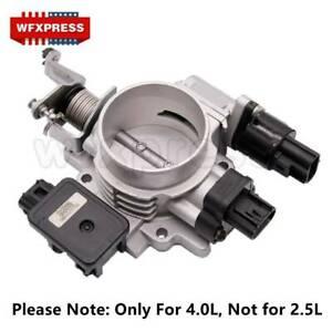 Genuine Throttle Body For 1991-2003 JEEP WRANGLER Grand CHEROKEE 4.0L 53032023AB