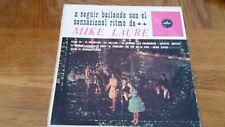 MIKE LAURE - A SEGUIR BAILANDO CON EL SENSACIONAL RITMO DE MIKE LAURE - LP